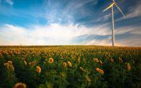 Windkraft Stromerzeugung